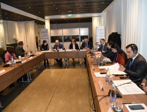 First Workshop within Southern Caucasus Regional Forum on Waste Policies and Management