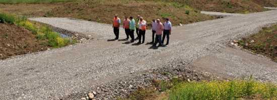 A Renovated Municipal Landfill of Terjola თერჯოლის განახლებული ნაგავსაყრელი