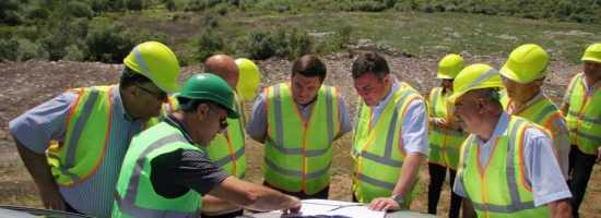 Shota Murgulia visited municipal landfill of Gori შოთა მურღულია გორის მუნიციპალურ ნაგავსაყრელზე