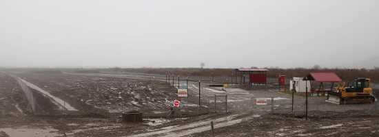 Renovated municipal landfill of Smatredia სამტრედიის განახლებული მუნიციპალური ნაგავსაყრელი