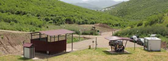 A Renovated Municipal Landfill of Bolnisi ბოლნისის განახლებული ნაგავსაყრელი