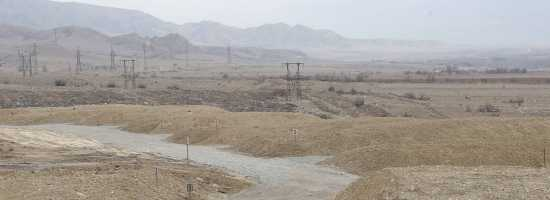 Renovated municipal landfill of Kaspi კასპის განახლებული მუნიციპალური ნაგავსაყრელი