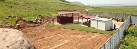 A Renovated Municipal Landfill of Ninotsminda ნინოწმინდის განახლებული ნაგავსაყრელი
