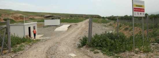 Accomplished rehabilitation works on the municipal landfill of Gori გორის მუნიციპალური ნაგავსაყრელის კეთილმოწყობა
