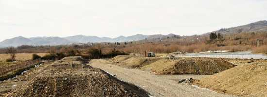A Renovated Municipal Landfill of Chokhatauri ჩოხატაურის განახლებული ნაგავსაყრელი