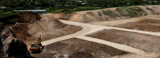 Renovated municipal landfill of Dedophlistskaro დედოფლისწყაროს განახლებული ნაგავსაყრელი