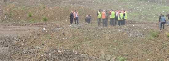 Renovated municipal landfill of Ozurgeti ოზურგეთის განახლებული ნაგავსაყრელი