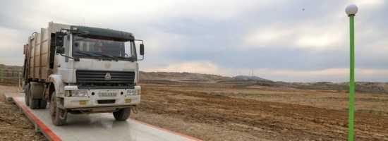 Renovated municipal landfill of Marneuli მარნეულის განახლებული მუნიციპალური ნაგავსაყრელი